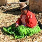Viaggio fra gli Uros del Lago Titiicaca in Perù