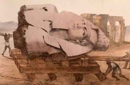 Egitto - Giovambattista Belzoni