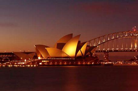 Australia - Baia di Sidney