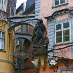 Austria - Vienna - I vicoli del centro storico