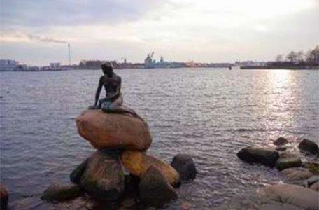 Danimarca - Copenhagen, la sirenetta