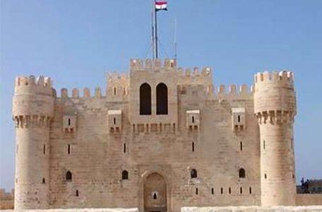 Egitto - Alessandria - La fortezza di Qait Bey FOTO ENO SANTECCHIA