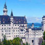 Germania - il Castello di Neuschwanstein