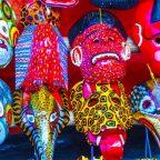 Guatemala, il mercato di Chichicastenango