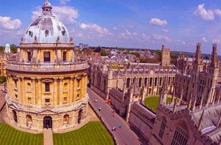 viaggio ad Oxford