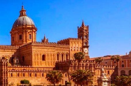 Italia - Palermo - La cattedrale