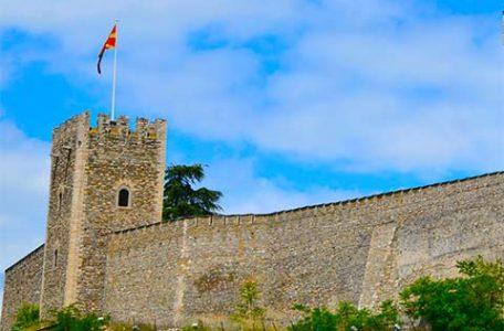Macedonia - La fortezza di Skopje