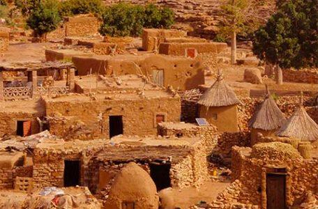 Mali - Villaggio Dogon