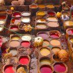 Marocco - Le concerie di Fes