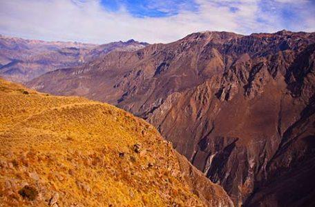 Perù - Il Canyon del Colca