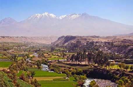 Perù - Le Ande e le valli del paese andino