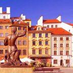 Viaggio a Varsavia