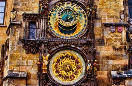 Repubblica Ceca - Orologio Astronomico a Praga