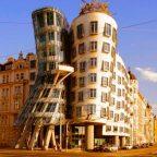 Repubblica Ceca - Praga - la casa danzante