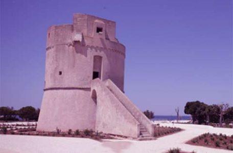 Salento - Torre Suda