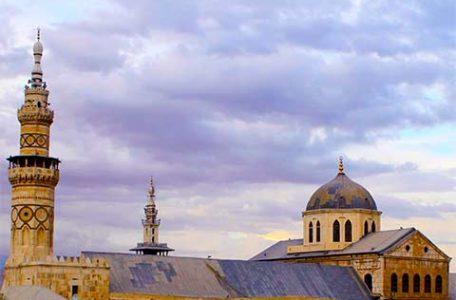 viaggio Damasco