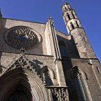 Spagna - Cattedrale di Barcellona