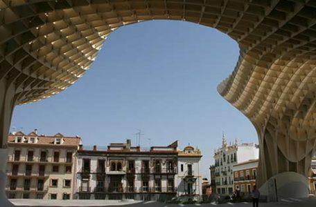 Spagna - Il Metropolo Parasol di Siviglia