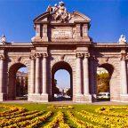 Spagna - Madrid - Porta de Alcala