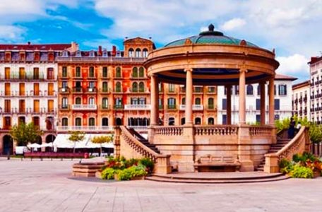 viaggio Pamplona