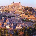 Spagna - Panorama di Toledo