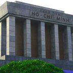 Vietnam - Hanoi - Il mausoleo di Ho Chi Minh