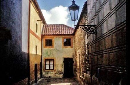 Praga, il vicono d'oro - Zlatá ulička u Daliborky