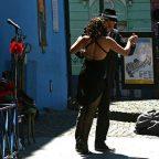 Argentina - Tango in strada a Buenos Aires