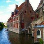 Belgio - I canali di Bruges Foto Ferny Forner