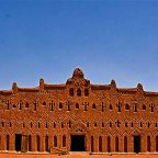 Burkina Faso - La Grande Moschea di Bani