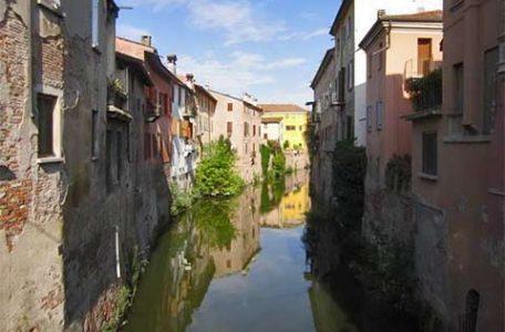 Canale a Mantova - FOTO DI ROSALBA D'ADAMO