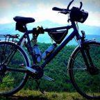 Da Terni a Pescara, 300 km in bike
