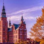 Danimarca - Copenaghen - Il castello di Rosenborg