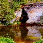 Estonia - La Grotta delle Fanciulle