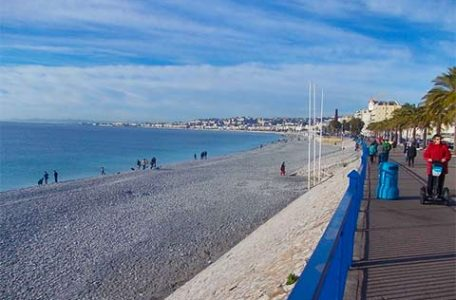 Francia - Nizza - Promenade des Anglais - Foto Ferny Forner