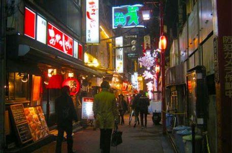 Giappone - Tokyo - Omoide Yokocho, l'angolo della memoria