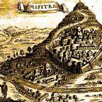 Grecia - sito archeologico di Mistra