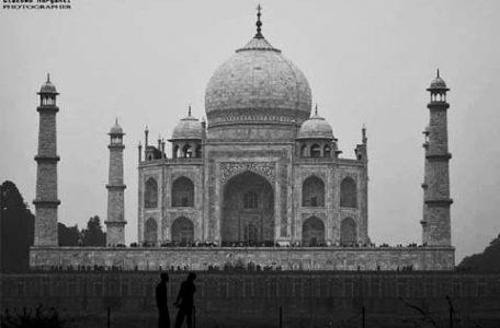 India - Tai Mahal ad Agra - FOTO GIACOMO MORGANTI