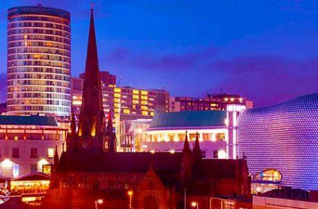 Inghilterra - Birmingham