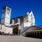 Italia - Assisi - Basilica di San Francesco - Foto Ferny Forner