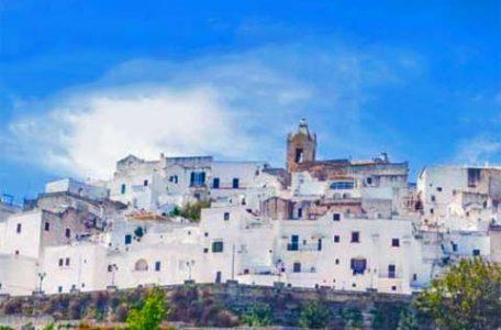 Italia - Puglia - Locorotondo