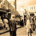 Karl Marx durante la sua permanenza ad Algeri