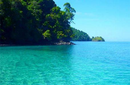 Panama - Parco naturale Isola di Coiba