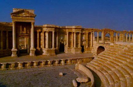 Siria - Il sito archeologico di Palmira