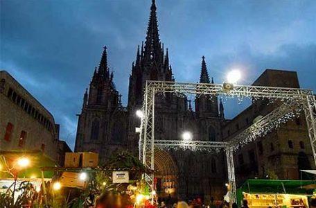 Spagna - Catalogna - Natale a Barcellona