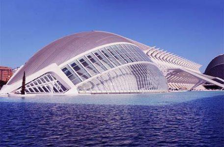 Spagna - Valencia, la città della scienza