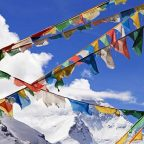 Tibet - Everest campo base