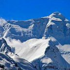 Tibet - Il monte Everest visto dal campo base