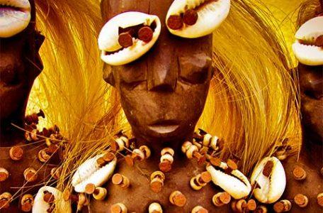 Togo - bambole voodoo