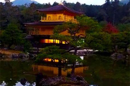 Giappone - Il padiglione d'oro Kyoto - FOTO DI VIRNA
